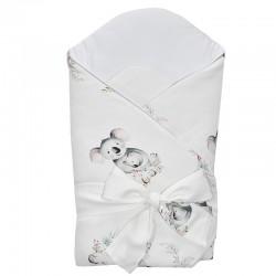 BAMBUSA jastuk za bebe z...